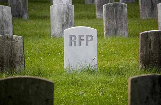 THIEL | Branding RFP's Should Be D O A  | Article | Why RFQ